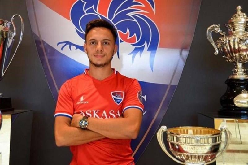 Médio Antoine Léautey assina com Gil Vicente por duas temporadas