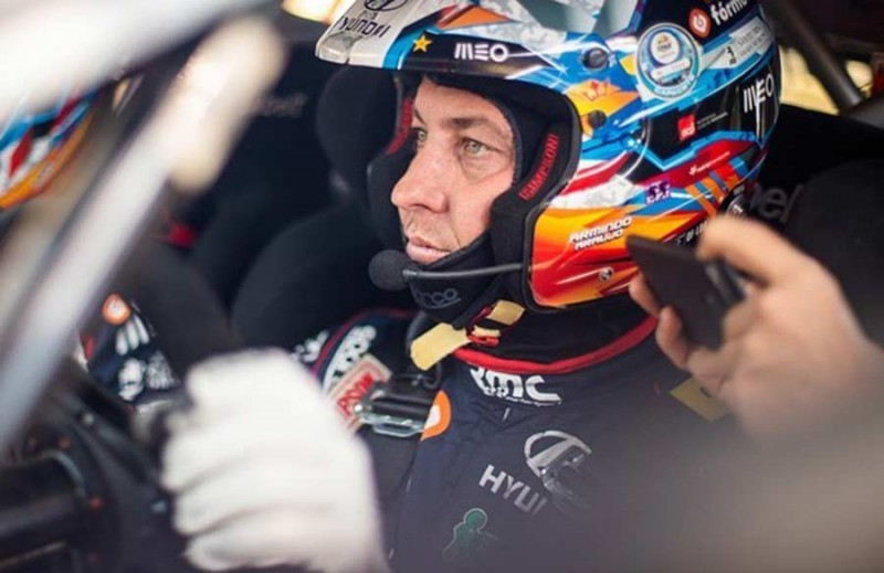Armindo Araújo e Ivan Ares vão acelerar no Titan RX em Montalegre