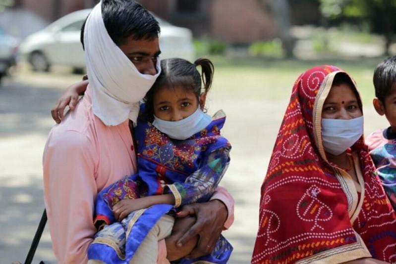 Covid-19: Índia regista 933 mortes e mais de 61.000 casos em 24 horas