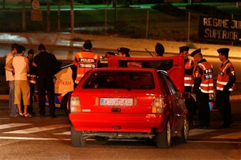 BRAGA: PSP multou 105 condutores por excesso de velocidade em corridas ilegais
