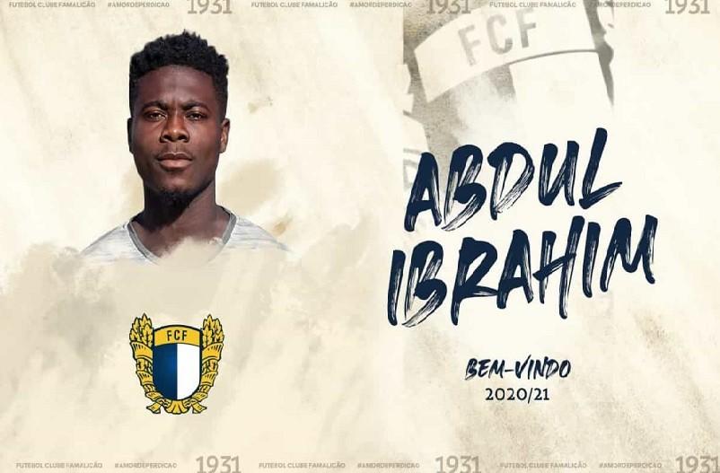 Famalicão anuncia contratação de Abdul Ibrahim