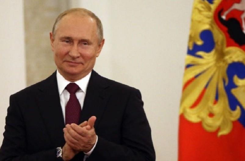 Covid-19: Putin diz que Rússia já registou vacina e que a filha foi inoculada