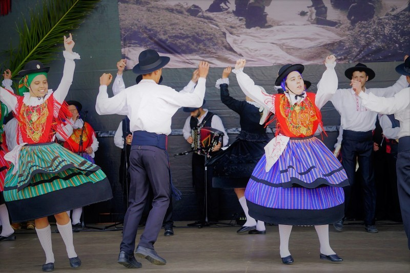 Música e folclore animam Esposende em Agosto