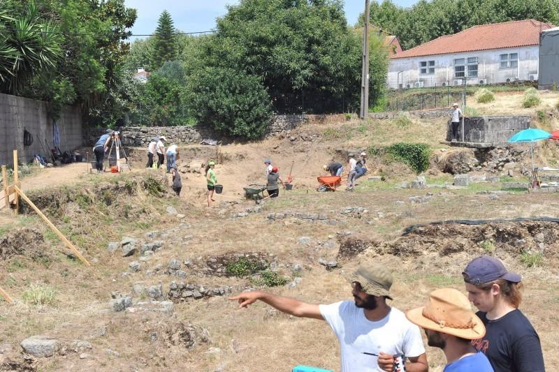Casa romana das Carvalheiras em obras para novas visitas