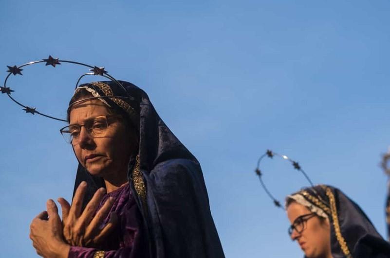 Covid-19: Senhora d'Agonia celebrada em missa campal para 800 pessoas