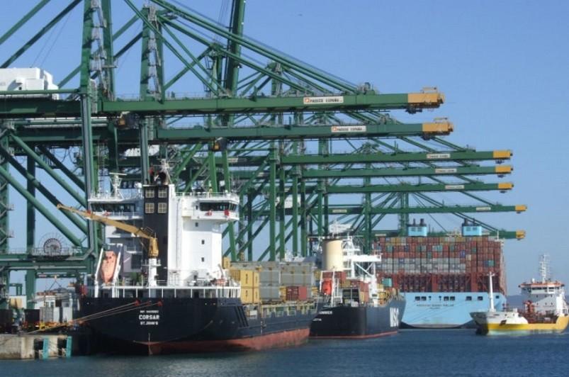 Portos do continente movimentaram menos 11,9% de carga no primeiro semestre