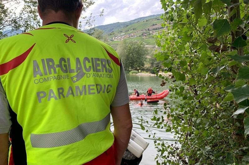 Jovem português morre afogado em lago na Suíça