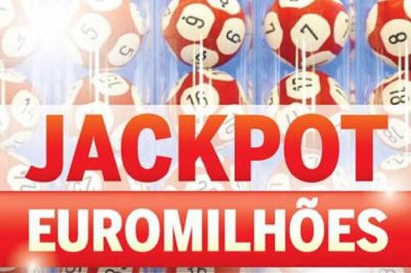 Euromilhões com 'jackpot' de 200 milhões de euros na sexta-feira