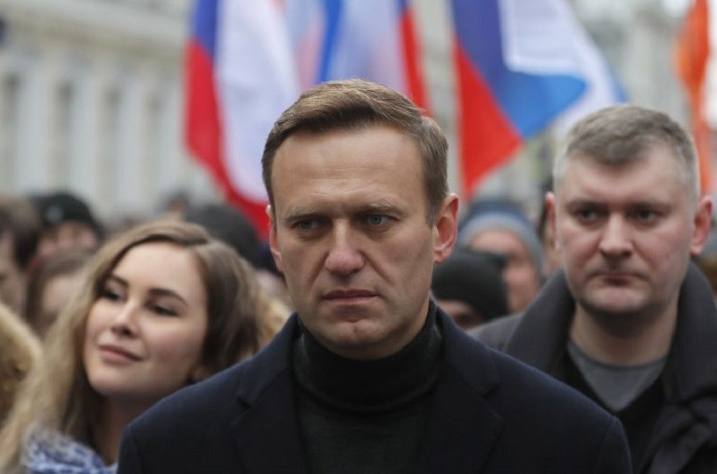 Dirigente da oposição russa Alexei Navalny hospitalizado por suspeitas de envenenamento