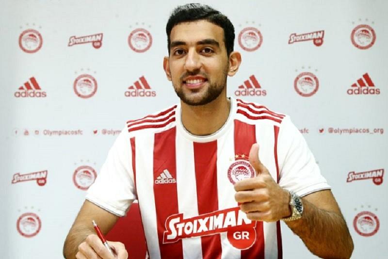Hassan no Olympiacos rende dois milhões de euros ao Sporting de Braga