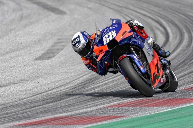 Miguel Oliveira termina GP de São Marino em 11.º lugar