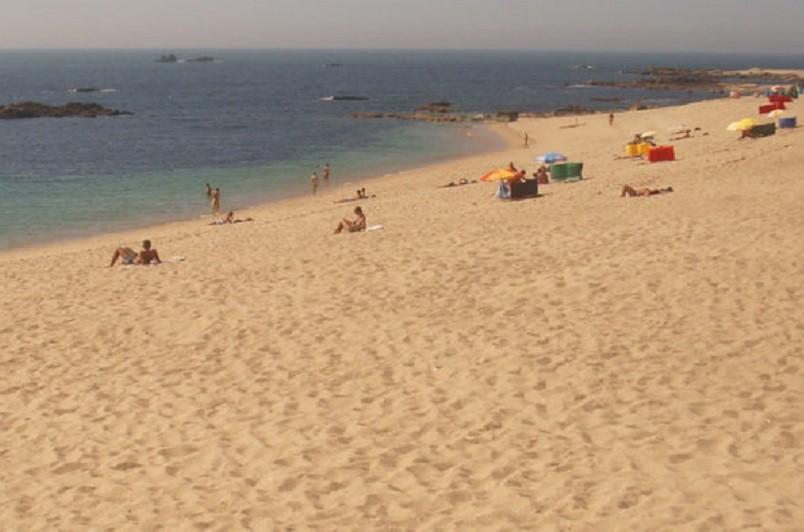 População já pode ir a banhos em sete praias da Póvoa de Varzim e numa de Matosinhos