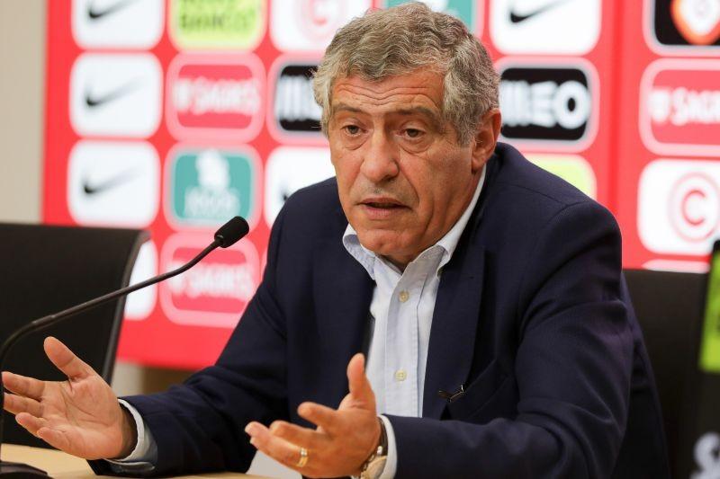 Fernando Santos garante Portugal preparado para defrontar Suécia sem Ronaldo
