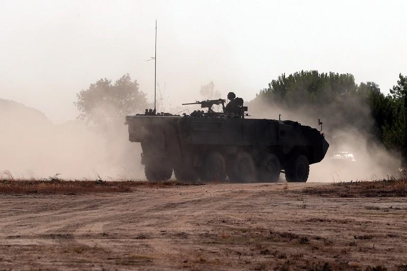 RCA: Militares portugueses em nova operação contra rebeldes no noroeste do país