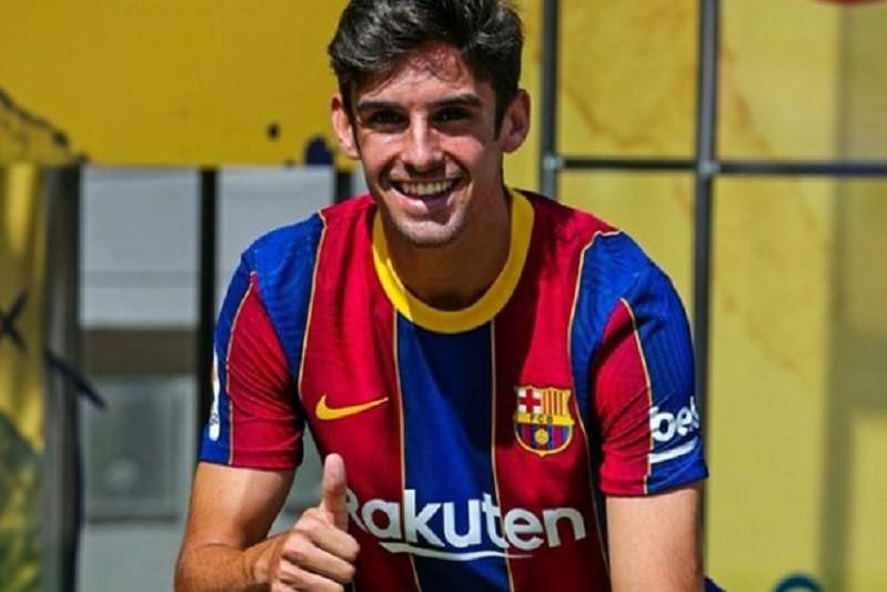 Trincão quer fazer história no FC Barcelona e afasta comparações a Figo
