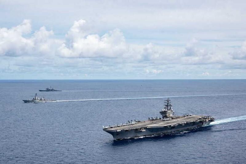 China dispara míssil destruidor de porta-aviões em águas disputadas no Mar do Sul