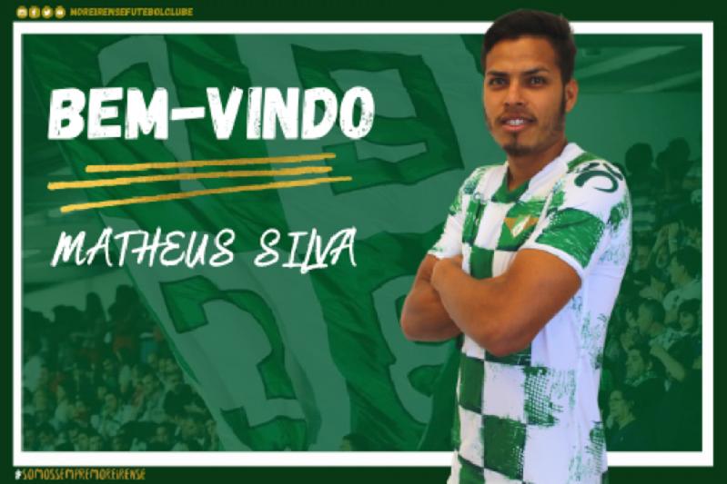 Defesa Matheus Silva reforça Moreirense por três épocas