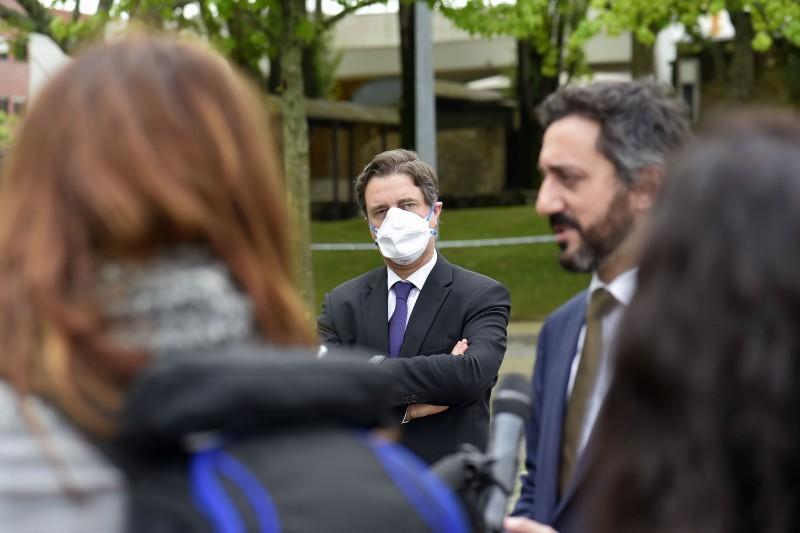 Concelho de Braga prepara-se para eventual agravamento da pandemia