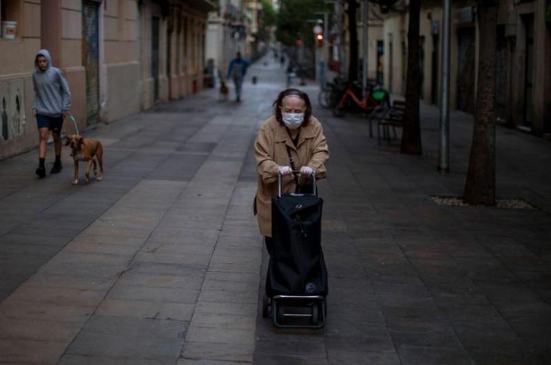 Covid-19: Espanha acrescenta 9.759 novos casos e 15 mortes em 24 horas