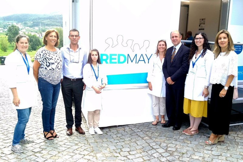 Projecto Redmay combate isolamento social