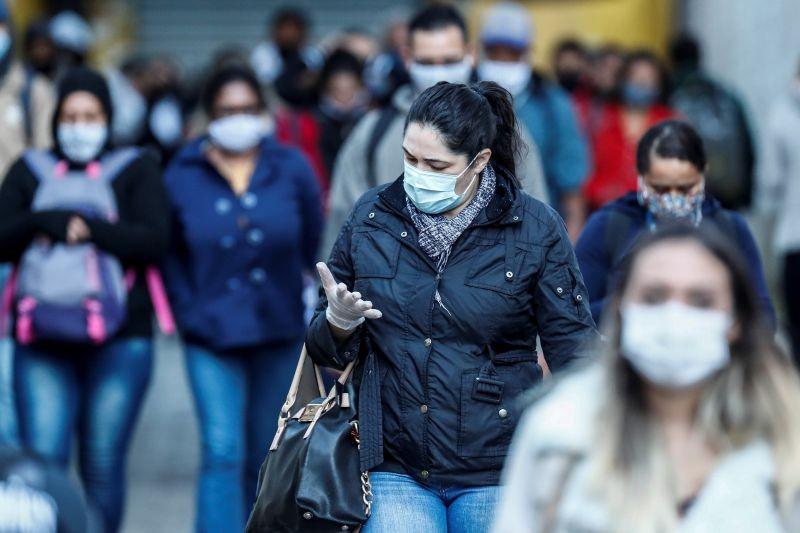 Covid-19: Brasil ultrapassa 119 mil mortos e 3,8 milhões de infeções