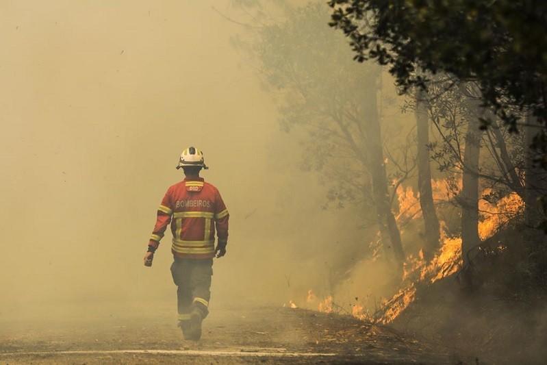 Incêndios: Dominado fogo em Mondim de Basto