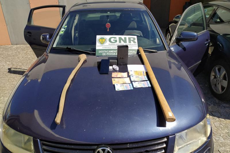AMARES: GNR deteve dois suspeitos de burla