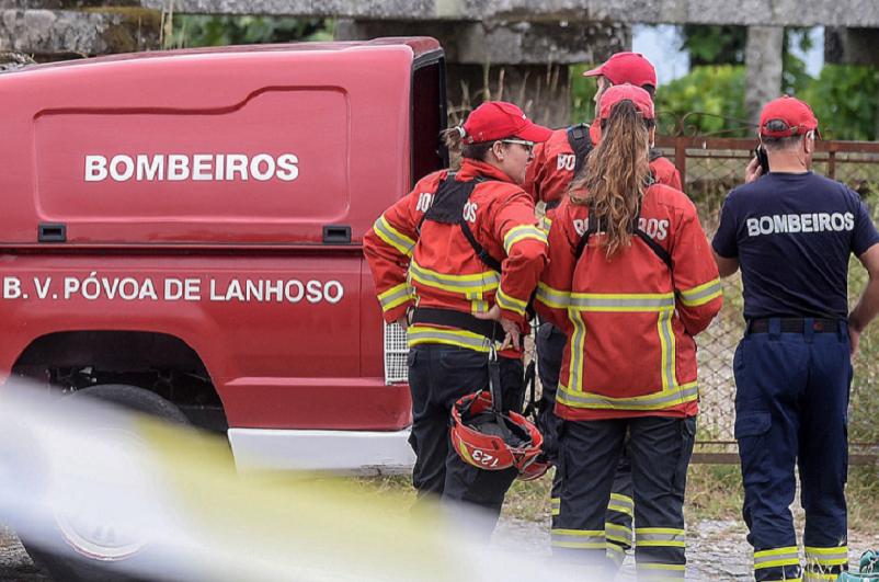 Serviços dos Bombeiros da Póvoa de Lanhoso diminuiram e as despesas aumentaram com a pandemia