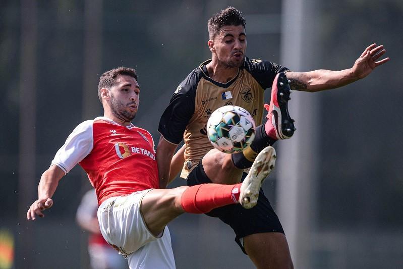 Sporting de Braga vence Santa Clara por 3-1 em jogo particular