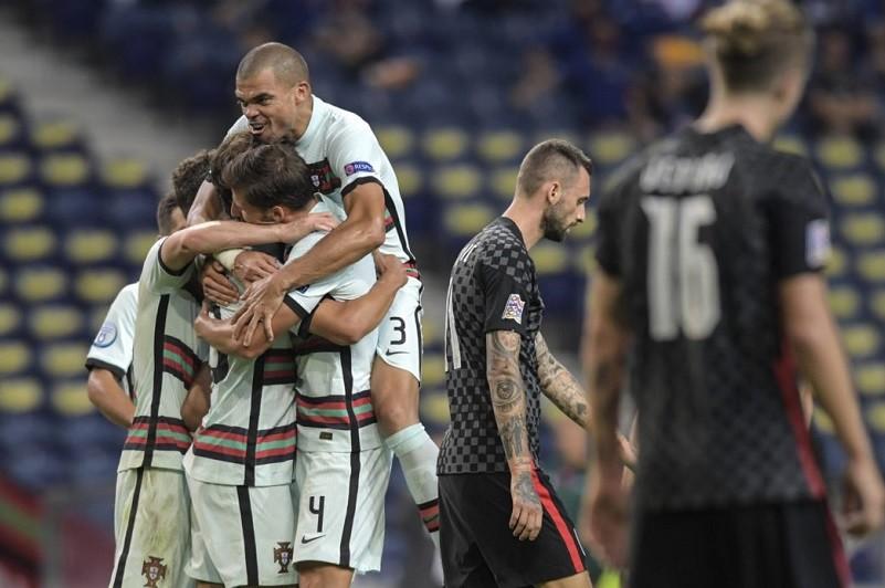 Portugal bate Croácia no arranque da defesa da Liga das Nações