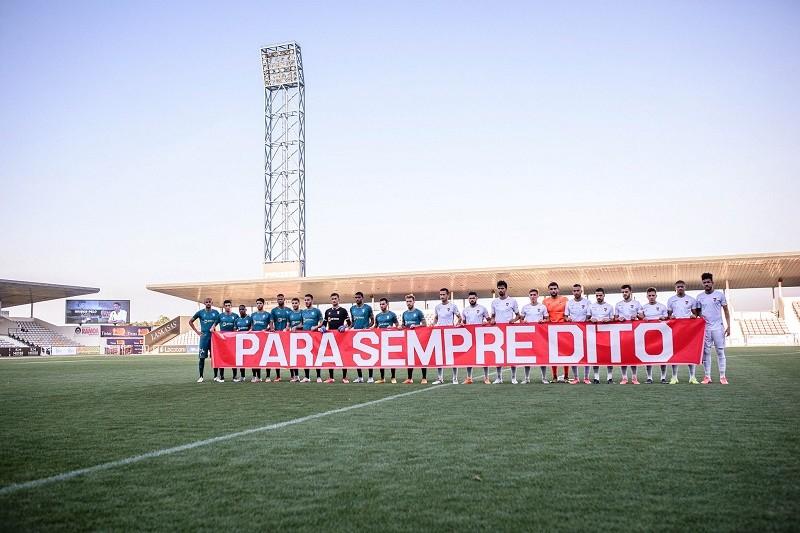 Sporting Clube de Braga vence Gil Vicente por 1-0 em jogo-treino à porta fechada