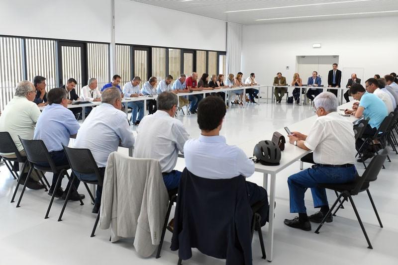 Câmara e juntas unidas na missão rumo ao progresso de Braga
