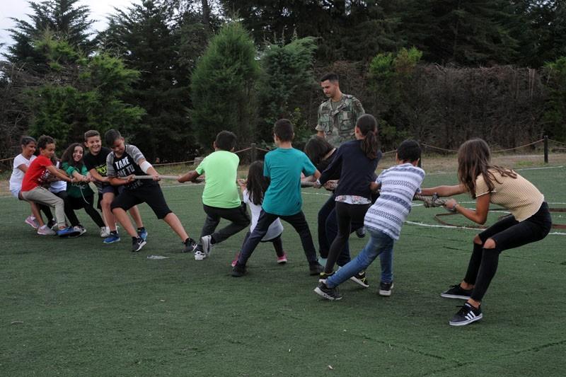 RC6 abre portas às Férias Fantásticas e ensina valores de camaradagem e disciplina
