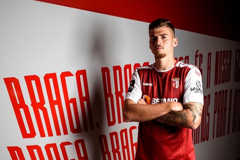 Sporting Clube de Braga empresta Lucas ao Celta de Vigo