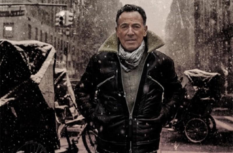 Novo álbum de Bruce Springsteen tem o título