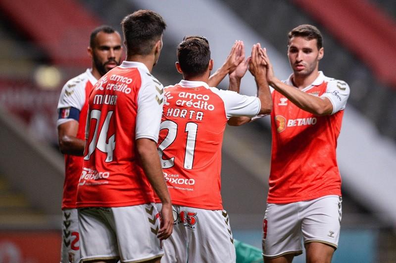 'Bis' de Ricardo Horta e lesões de Paulinho e Gaitán na vitória do Braga