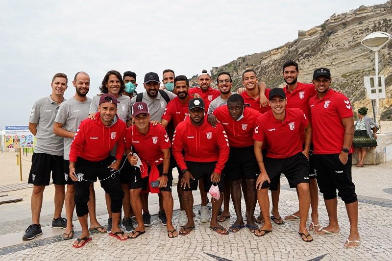 Braga perde para russos campeonato europeu de futebol de praia