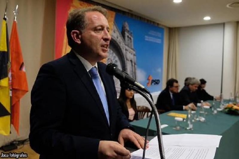 Eduardo Teixeira reconduzido na liderança da concelhia do PSD de Viana do Castelo