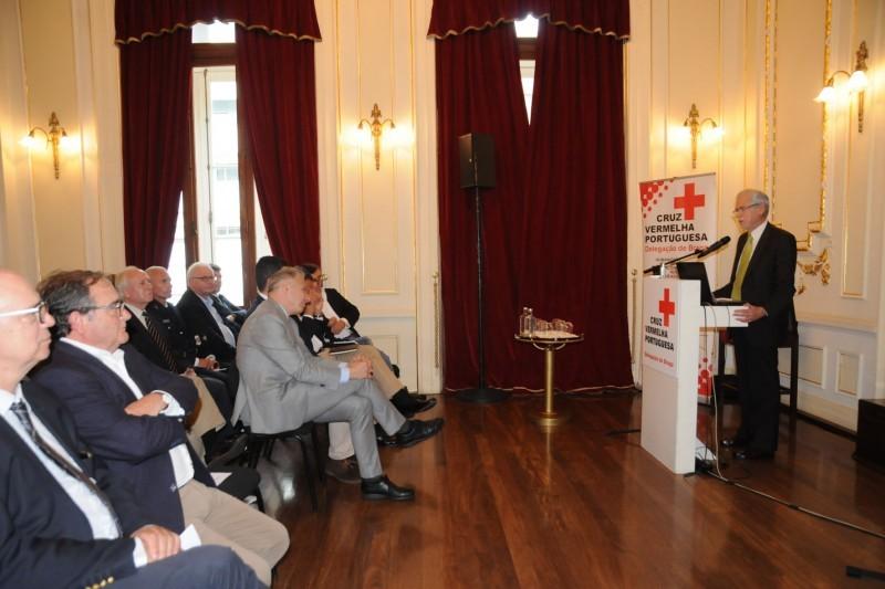 Cruz Vermelha mobiliza bracarenses para apoiar remodelação da sede