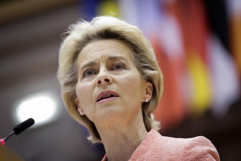 Estado da União: É momento de Europa passar de fragilidade a nova vitalidade  Von der Leyen