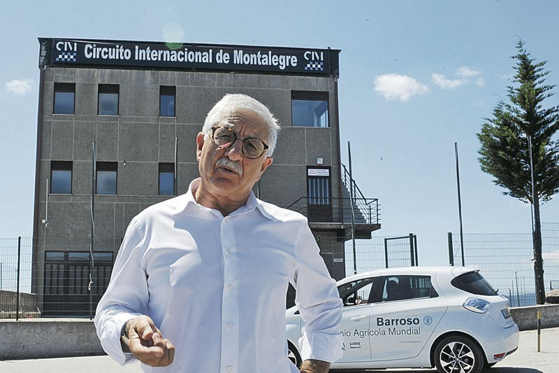 Circuito de Montalegre estreia Tittans RX e garante regresso do Mundial de Rallycross