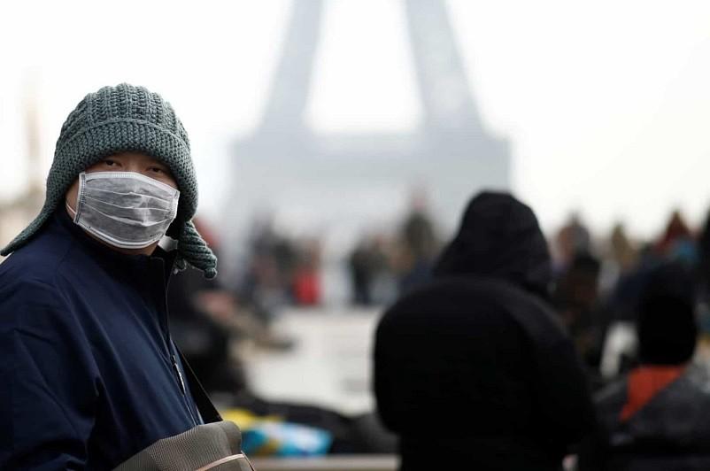 Covid-19: Situação agrava-se em França com 123 mortes em 24 horas