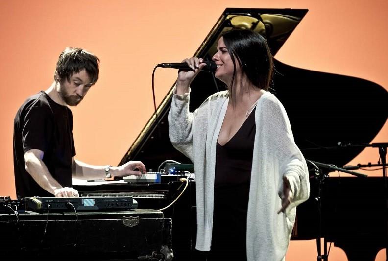 Dupla Lina_Raül Refree nomeada para prémios Music Moves Europe 2021