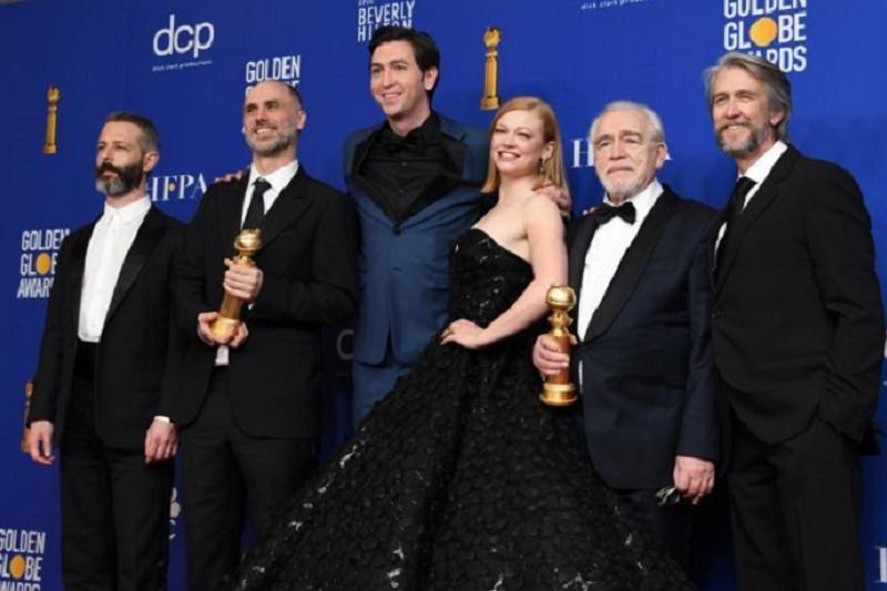 Succession é a série do ano, Watchmen e Schitts Creek arrebatam noite de Emmys