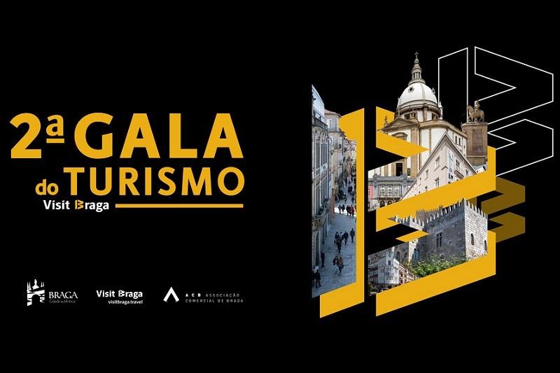 2ª Edição da Gala do Turismo VisitBraga realiza-se este Domingo