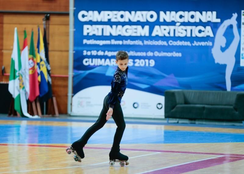 Multiusos de Guimarães palco da gala de encerramento do nacional de patinagem