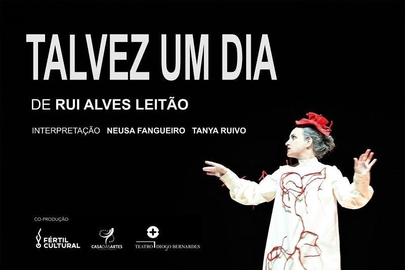 Fértil estreia peça de teatro 'Talvez um Dia' em Famalicão