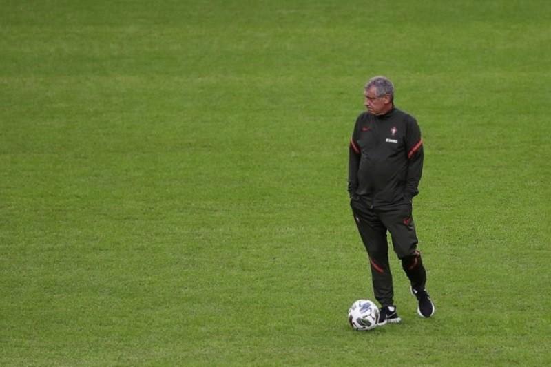 Fernando Santos divulga convocados de Portugal em 1 de outubro