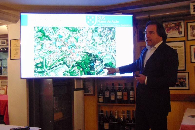Obras de remodelação urbana causam mudança radical no centro de Vizela