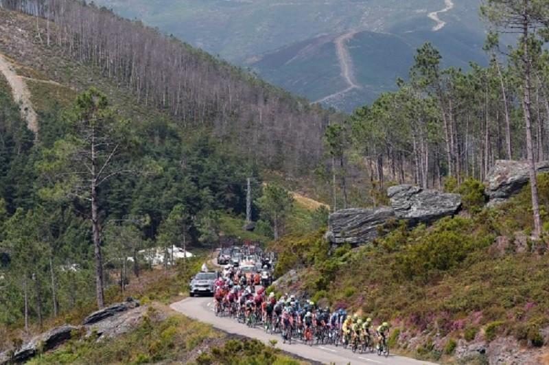 Volta a Portugal: Ciclista da seleção nacional está infetado com covid-19